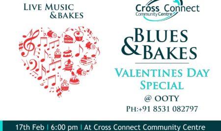 Blues & Bakes Feb14